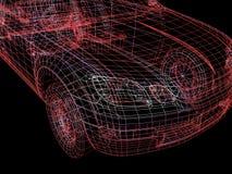провод автомобиля Стоковые Фотографии RF