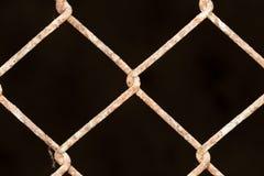 провод белизны вектора имеющейся загородки предпосылки безшовный Стоковые Фото