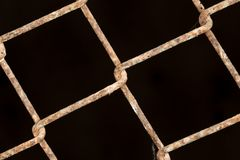 провод белизны вектора имеющейся загородки предпосылки безшовный Стоковые Изображения
