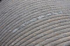 провод веревочки Стоковая Фотография