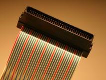 провод компьютера Стоковое Изображение RF