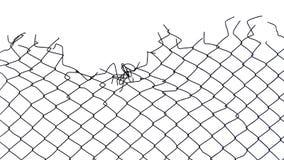 провод плетения зазора Стоковое Изображение