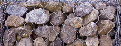 провод сетки каменный Стоковое Изображение