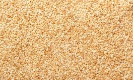 Провозглашанные тост семена сезама Стоковые Изображения