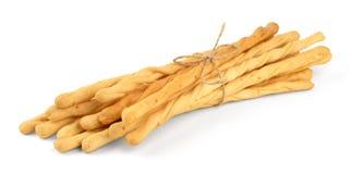 Провозглашанные тост breadsticks пшеницы Стоковое фото RF