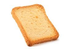 Провозглашанный тост кусок хлеба Стоковые Изображения RF