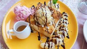 Провозглашанный тост мед Стоковые Фото
