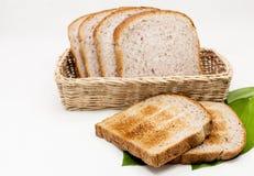Провозглашанный тост хлеб. Стоковая Фотография RF