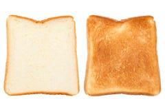 Провозглашанный тост хлеб Стоковое фото RF