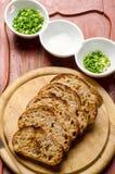Провозглашанный тост хлеб Стоковое Изображение