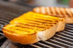 Провозглашанный тост хлеб Стоковые Изображения RF