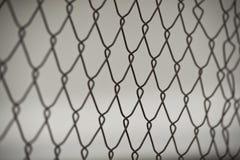 провод белизны вектора имеющейся загородки предпосылки безшовный Стоковое Изображение