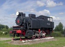Проводить маневр двигатель танка 9P-18430 стоковая фотография