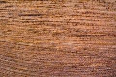 Провод металла ржавый Стоковые Фотографии RF
