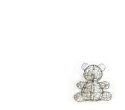 Провод медведя натюрморта Стоковое фото RF