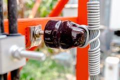 Проводники и изоляторы Стоковое Фото
