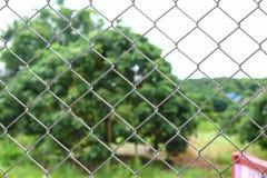 Проволочные изгороди Стоковая Фотография RF