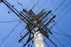 проводы x Стоковое Изображение RF