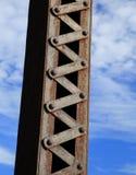 Прогон моста стоковое изображение
