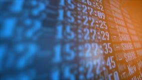 Программа процесса Cryptocurrency минирования на ПК дисплея Используя программное обеспечение Найденная доля Стоковое Изображение RF