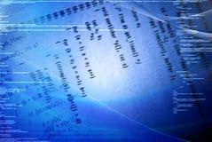 программировать принципиальной схемы Стоковое Изображение RF