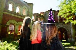 Прогулка ведьм Стоковое Фото