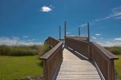 прогулка дюны Стоковая Фотография RF