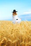 прогулка лета Стоковая Фотография RF