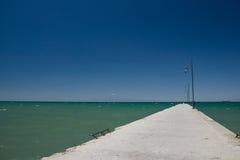 прогулка моря Стоковое фото RF