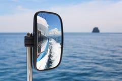 Прогулка на яхте Стоковая Фотография