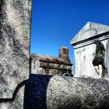 Прогулка Нового Орлеана до конца стоковые изображения rf