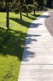 прогулка после полудня Стоковая Фотография RF