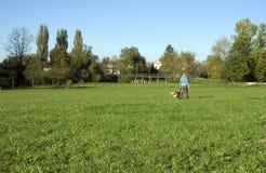 прогулка природы Стоковая Фотография RF