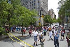 прогулка 2010 помощей Стоковое Изображение