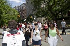 прогулка 2010 помощей Стоковые Изображения RF