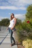 Прогулка Стоковое фото RF