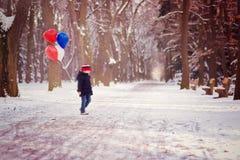 прогулка Стоковое Фото