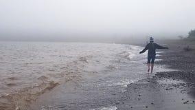 Прогулка Lake Superior стоковая фотография rf