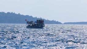 Прогулочное судно Стоковое Изображение