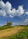 прогулка весны пущи дня слободская Стоковая Фотография