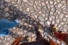 Прогулка в свежем воздухе Стоковое Фото