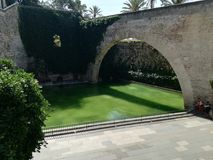 Прогулка города Palma стоковое фото rf