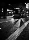 прогулка ` за светлым ` стоковое фото