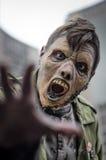 Прогулка зомби Стоковые Фотографии RF