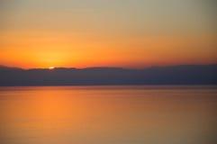 Прогулка морем Стоковое Изображение
