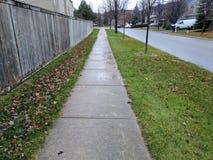 Прогулка на полумесяце Стоковая Фотография RF
