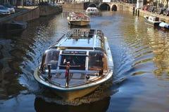Прогулка на яхте Стоковое Изображение RF