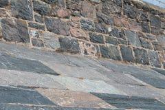 Прогулка стены Стоковое Изображение