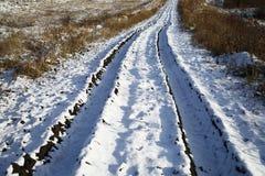 Прогулка страны Стоковое фото RF