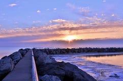 Прогулка утра Стоковая Фотография RF